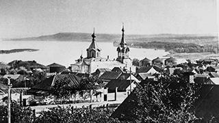 Церковь в Солдатской слободке