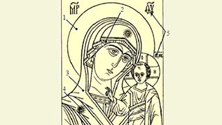 Иконография Казанской иконы Божией Матери