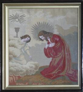 Образ «Моление о чаше»