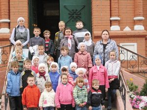 Церковно-приходская воскресная школа