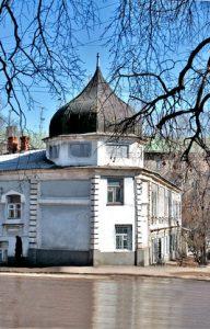 Часовня Старо-Казанской церкви