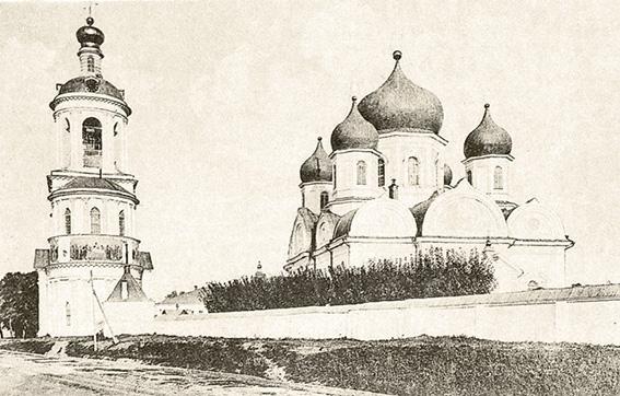 Боголюбовский монастырь