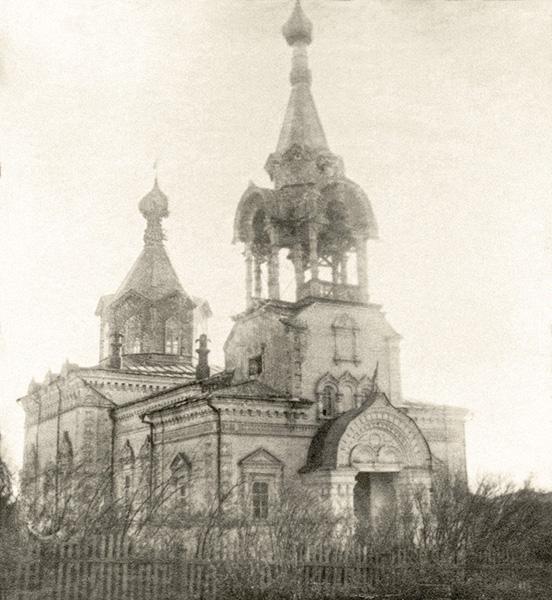 Казанская церковь_старая