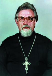 Протоиерей Александр Керимов