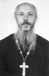 Протоиерей Александр Растопшин